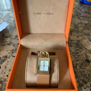 Women's Surrey Light Brown Leather Strap Watch